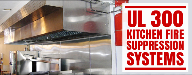 Restaurant Kitchen Fire Suppression Systems